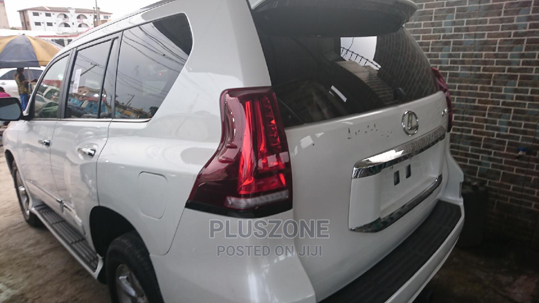 Lexus GX 2013 460 Premium White