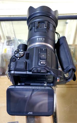 JVC GC-PX100 Camcorder Camera | Photo & Video Cameras for sale in Lagos State, Ikeja