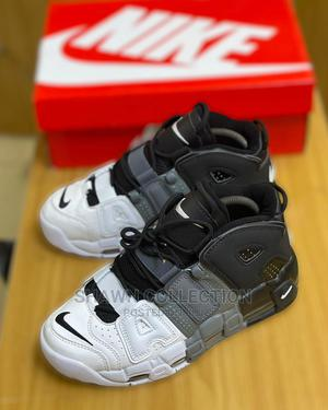 Nike Air More Tri Colour Sneakers | Shoes for sale in Lagos State, Lagos Island (Eko)