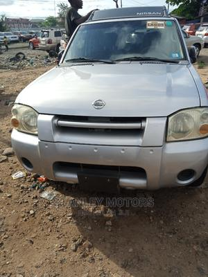 Nissan Frontier 2004 King Cab Silver | Cars for sale in Lagos State, Apapa