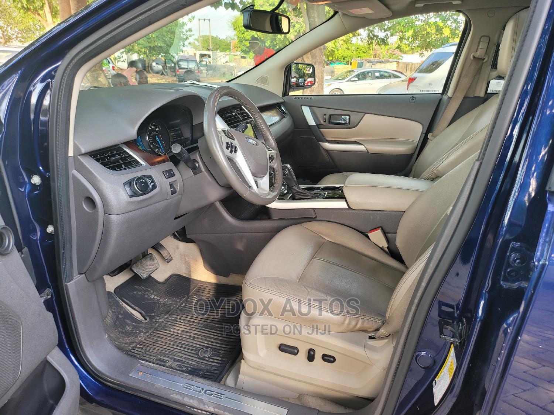 Ford Edge 2011 Blue   Cars for sale in Gwarinpa, Abuja (FCT) State, Nigeria