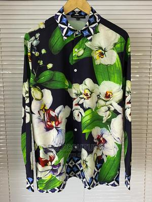 High Qualityy DOLCE GABBANA Shirts for Men | Clothing for sale in Lagos State, Magodo
