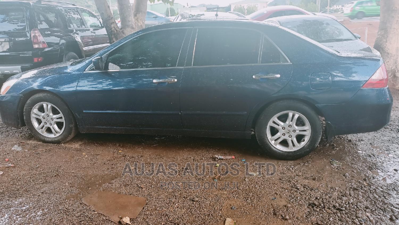 Honda Accord 2008 2.0 Comfort Blue | Cars for sale in Gwarinpa, Abuja (FCT) State, Nigeria