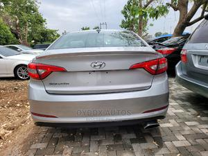 Hyundai Sonata 2015 Silver | Cars for sale in Abuja (FCT) State, Gwarinpa