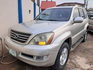 Lexus GX 2005 470 Sport Utility Silver | Cars for sale in Lagos State, Ifako-Ijaiye
