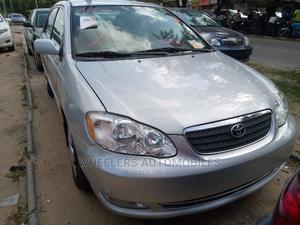 Toyota Corolla 2006 LE Silver | Cars for sale in Lagos State, Amuwo-Odofin