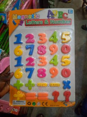Magnetic Numbers   Stationery for sale in Lagos State, Lagos Island (Eko)