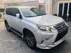 Lexus GX 2017 460 Luxury Silver   Cars for sale in Lagos State, Victoria Island