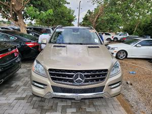 Mercedes-Benz M Class 2012 ML 350 4Matic Gold | Cars for sale in Abuja (FCT) State, Gwarinpa