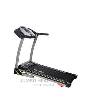 Treadmill 2hp Motorized With Incline Housefit Muw 110kg | Sports Equipment for sale in Lagos State, Ikeja