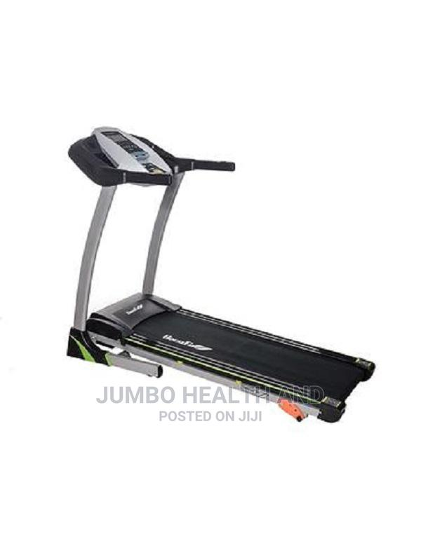 Treadmill 2hp Motorized With Incline Housefit Muw 110kg