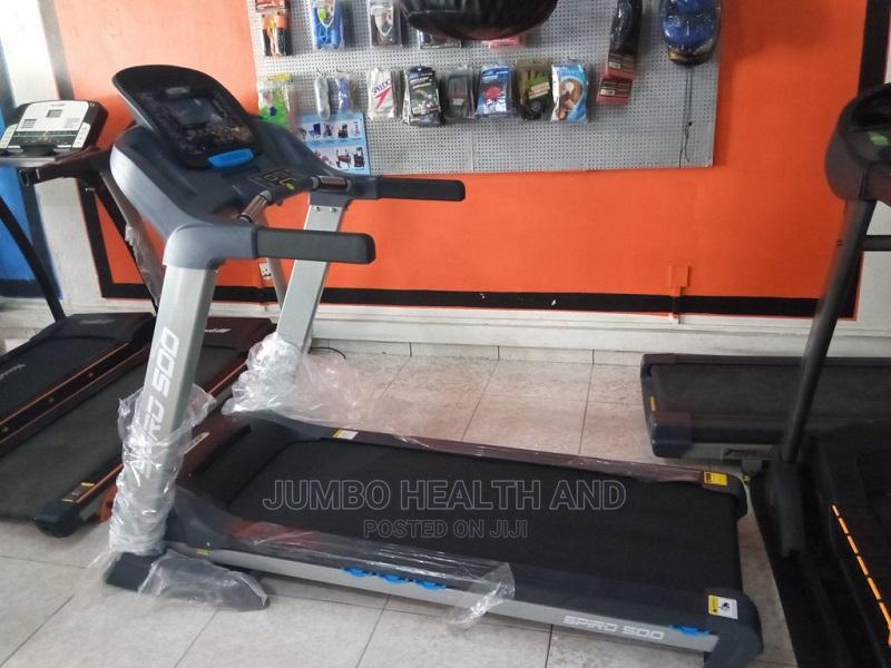 Treadmill (3hp) - Muw 130kg/Housefit
