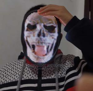 Rechargeable Bluetooth Led Mask | Home Accessories for sale in Lagos State, Lagos Island (Eko)