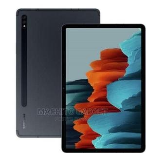 New Samsung Galaxy Tab S7 128 GB Black   Tablets for sale in Lagos State, Ikeja