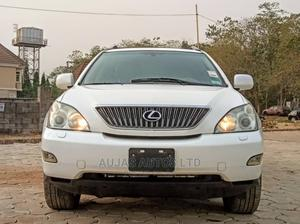 Lexus RX 2008 350 White | Cars for sale in Abuja (FCT) State, Gwarinpa