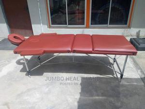 Massage Bed-195cm Long (Foldable/Aluminum Legs) ON SALE | Salon Equipment for sale in Lagos State, Surulere