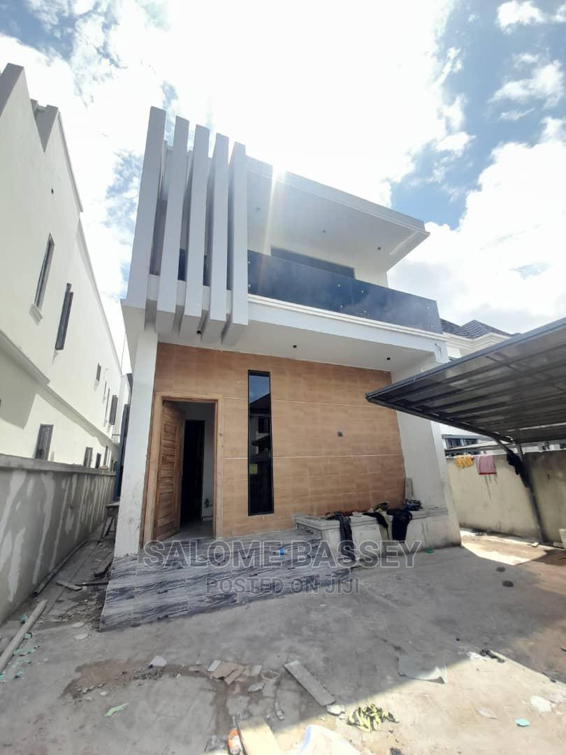 Well Built 5bedroom Detached Duplex
