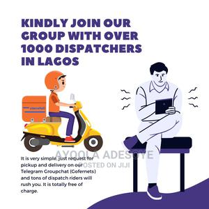 Access Over 1000 Dispatch Riders In Lagos On Gofernets Group   Logistics Services for sale in Lagos State, Ikeja