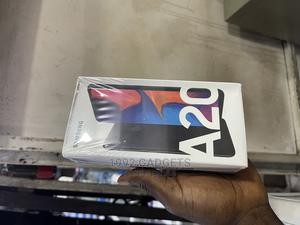 New Samsung Galaxy A20 32 GB Black   Mobile Phones for sale in Lagos State, Ikeja