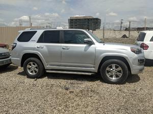 Toyota 4-Runner 2012 Limited 4WD Silver   Cars for sale in Lagos State, Ojodu