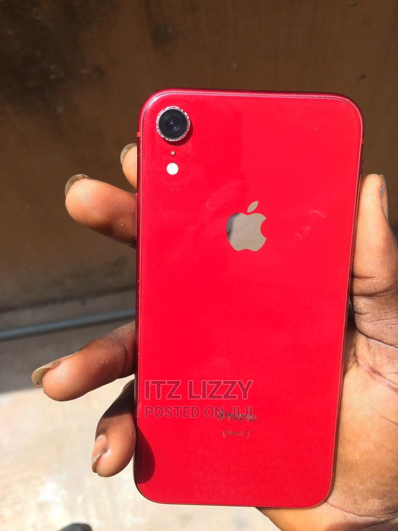 Apple iPhone XR 64 GB Red | Mobile Phones for sale in Agege, Lagos State, Nigeria