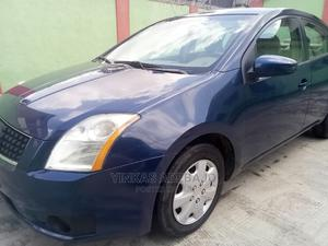 Nissan Sentra 2007 2.0 Blue | Cars for sale in Lagos State, Ogba