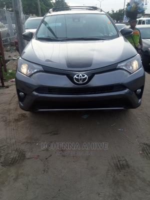 Toyota RAV4 2018 LE 4dr SUV (2.5L 4cyl 6A) Gray   Cars for sale in Lagos State, Surulere