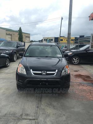 Honda CR-V 2002 Black | Cars for sale in Lagos State, Lekki