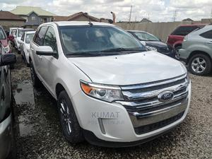 Ford Edge 2014 White   Cars for sale in Lagos State, Ojodu