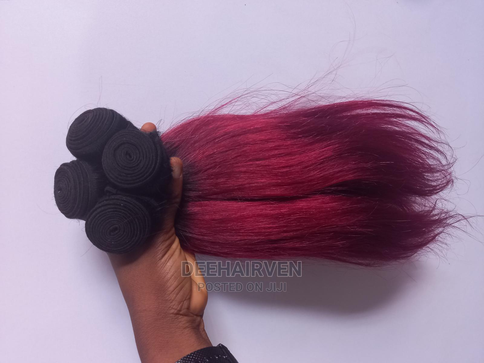 14 Inches Human Hair Bundles | Hair Beauty for sale in Port-Harcourt, Rivers State, Nigeria