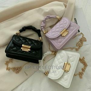 Classy Shoulder Chain Bag and Croc Leather Midi Bag | Bags for sale in Oyo State, Ibadan