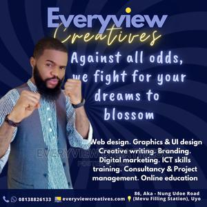 Web Design. Graphics UI Design. Digital Marketing. Branding | Computer & IT Services for sale in Rivers State, Port-Harcourt