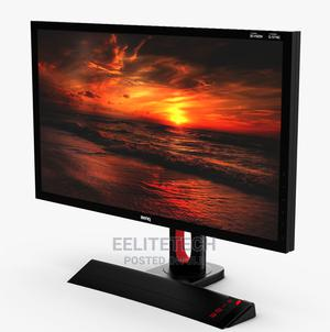 Benq 120hz 3D V2 Gaming Monitor   Computer Monitors for sale in Lagos State, Ikeja