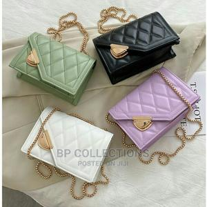 Trendy Square Bag and Classy GD Crested Shoulder Bag | Bags for sale in Oyo State, Ibadan