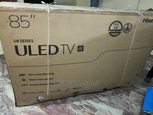 Oled Hisense TV   TV & DVD Equipment for sale in Lagos State, Ikeja