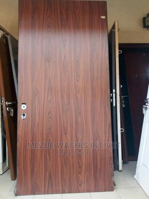 Multi Lock Isreali Security Door   Doors for sale in Abuja (FCT) State, Maitama