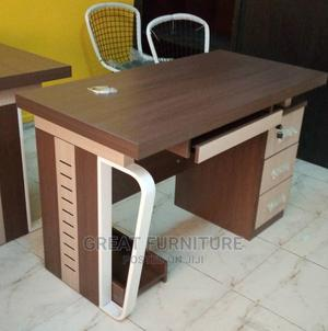 4feet Table With Slight Metal | Furniture for sale in Lagos State, Ajah