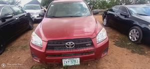 Toyota RAV4 2010 2.5 Red   Cars for sale in Abuja (FCT) State, Kubwa