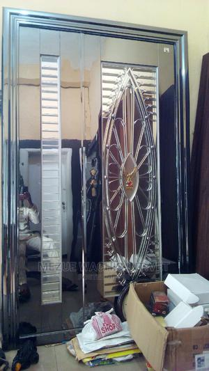 Stainless Glass Door | Doors for sale in Abuja (FCT) State, Central Business Dis