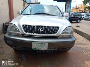 Lexus RX 2000 Silver   Cars for sale in Lagos State, Ikeja