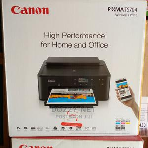 Canon Printer TS704 | Printers & Scanners for sale in Lagos State, Ikeja
