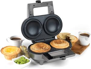Double Deep-Fill Pie Maker | Kitchen Appliances for sale in Lagos State, Ojo