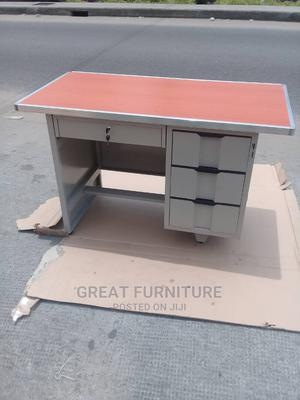 4feet Metal Table | Furniture for sale in Lagos State, Badagry