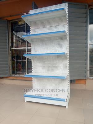 Supermarket Shelves Single Face | Store Equipment for sale in Lagos State, Ikeja