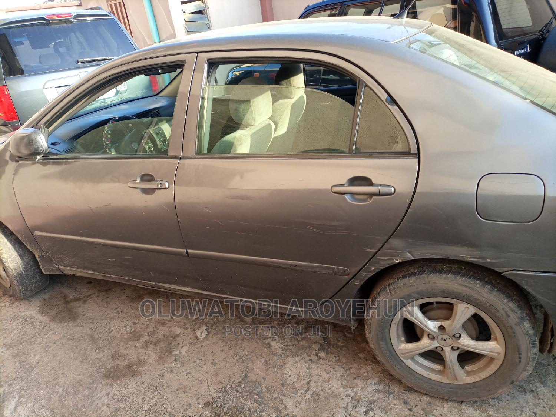 Toyota Corolla 2005 CE Gray   Cars for sale in Offa, Kwara State, Nigeria