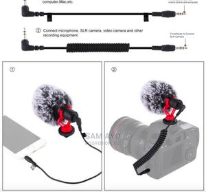 Condenser Microphone for DSLR Camera, Smart Phone,Interview,   Audio & Music Equipment for sale in Lagos State, Ojodu