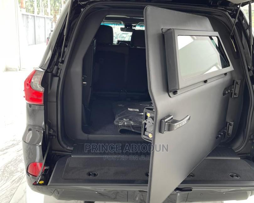 New Lexus LX 2020 570 Two-Row Black   Cars for sale in Lekki, Lagos State, Nigeria