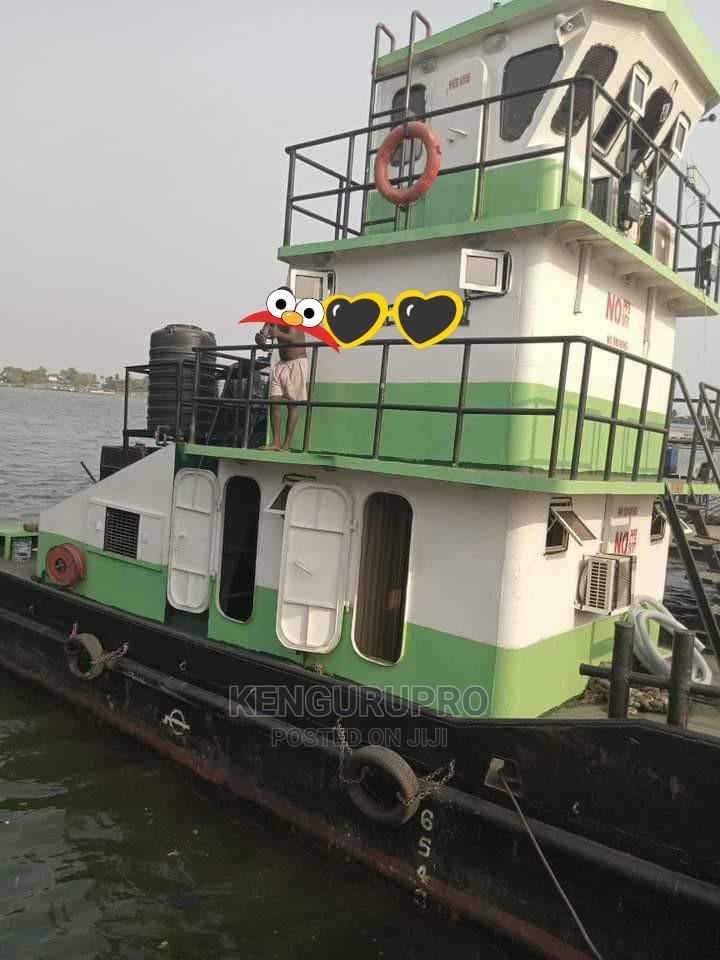 1000hp Tugboat