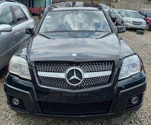 Mercedes-Benz GLK-Class 2012 350 Black   Cars for sale in Lagos State, Ojodu