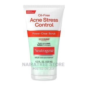 Neutrogena Oil-Free Acne Stress Control   Skin Care for sale in Lagos State, Lekki